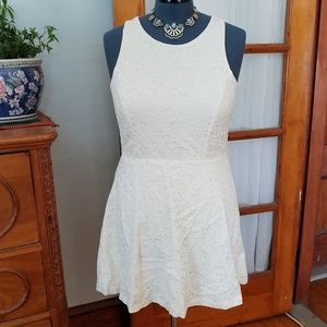 NWOT Angie Lace Short Dress